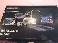 Laptop - Toshiba Satellite U940 -100 Ultra