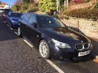 2009 BMW 5 Series 2.0L Sport Touring Automatic