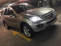 2007 mercedes ml280 cdi sport 99 k incredibly low mls hpi clr fsh!! Leather pdc pad shift immaculate