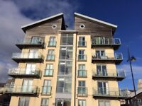 1 BEDROOM APARTMENT WITH SMALL GARDEN IN EXCELLENT CONDITION! WATERFRONT!