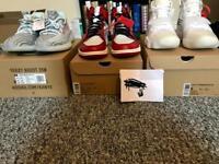 Off White x Nike & Yeezy