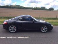 Porsche Cayman 3.4S, 47k miles, FSH, HPI Clear