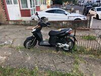 Aprilia 125 cc Sport City £499