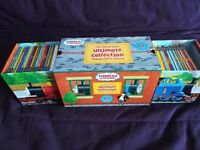 Thomas The Tank Engine The Engine Shed Complete Collection 68 Books Box Set