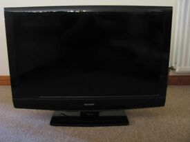 "Sharp 32"" LCD Television"