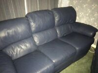 Recliner sofa 3-seater