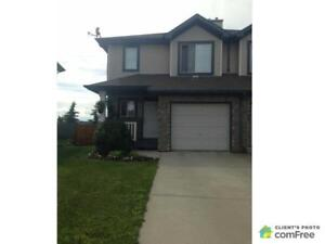 $312,000 - Semi-detached for sale in Spruce Grove