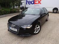 Audi A4 Tfsi SE Technik (black) 2013
