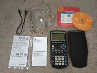 Texas Instruments TI-83 Plus. Great condition with all accessories (multiple available)
