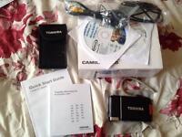 TOSHIBA Camileo S20 Digital Camera Camcorder