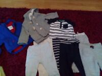 Boys baby clothes 6 to 12