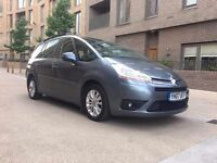 2007│Citroen Grand C4 Picasso 2.0 i VTR+ EGS 5dr Automatic │Hpi Clear │7 Seater MPV
