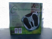 Circulation Booster High Tech Health Reduced Now £24.99
