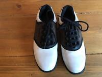 Golf shoes foot joy size 3