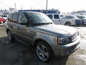2011 Land Rover Range Rover Sport SUPERCHARGED/ NAV/ ONLY 48 KMS