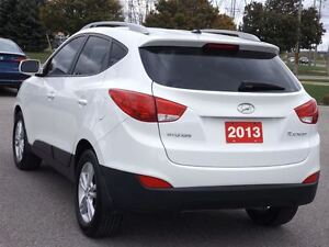 2013 Hyundai Tucson GLS   WELL EQUIPPED   ALLOYS   HEATED SEATS  Stratford Kitchener Area image 19
