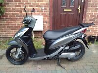 2013 Honda NSC Vision 110 scooter, new 1 year MOT, One owner, low miles, very good runner, not 125,,