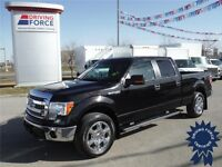 2013 Ford F150 XLT XTR 5.0L-Supercrew-Tow Package-6.6ft Box