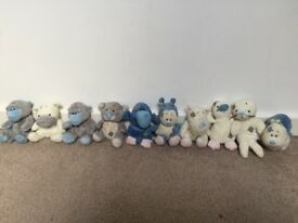Bundle of 10 Blue Nose Friends/soft toys