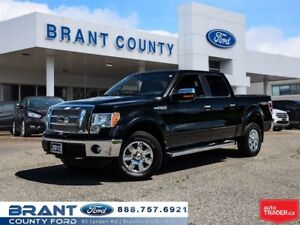 2012 Ford F-150 Lariat - CLEAN CARPROOF, ONE OWNER!