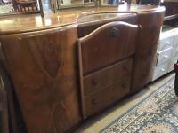 Beautility vintage drink cabinet sideboard