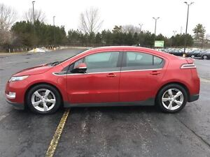 2012 Chevrolet Volt Electric HEATED LEATHER/BACKUP CAM