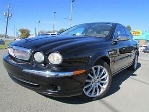 2007 Jaguar X-Type 3.0 AWD TOIT CUIR LE PRIX LE PLUS BAS GARANTI