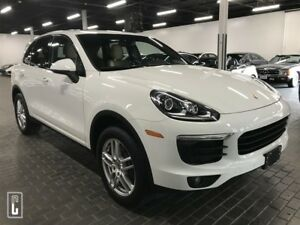 2016 Porsche Cayenne NAVI-PANO ROOF-REAR CAMERA-ONLY 51KMS