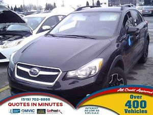 2013 Subaru XV Crosstrek Limited | AWD | NAV | LEATHER | ROOF