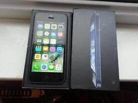apple iphone 5 64gb boxed unlocked