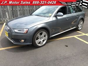 2013 Audi A4 allroad Premium Plus, Automatic, Navigation, Leathe