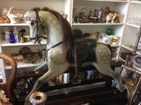 Harrods Millenium Edition Rocking Horse No.165 of 500.
