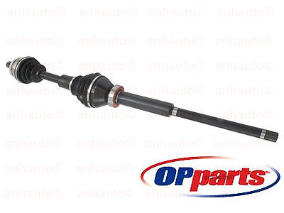 All Wheel Drive XC90 5 Cylinder 25 New CV Axle Front Right Original Performance