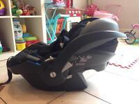 Baby car seat BeSafe iZi Go Modular