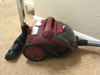 baglass hoover in good condition