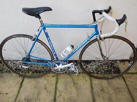 Classic Italian Pinarello Veneto race bike