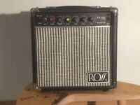 Ross Guitar Amp