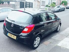 VAUXHALL CORSA 2009 DIESEL 1.3 LOW 77K ROAD TAX £30 A YEARS