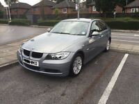 BMW 320 d - Low mileage with long MOT