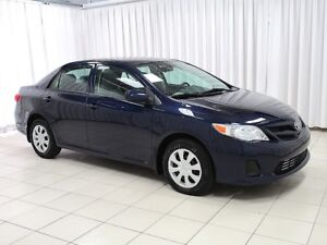 2013 Toyota Corolla BE SURE TO GRAB THE BEST DEAL!! SEDAN w/ BLU