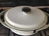 Casserole dish- cast iron