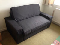 IKEA - VILASUND Dansbo dark grey SOFABED for sale