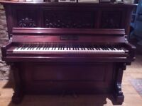 1906 Collard & Collard piano