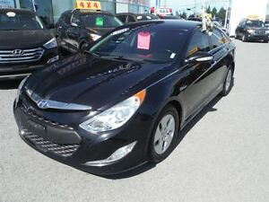 2011 Hyundai Sonata Hybrid Tres Economique