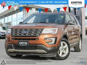 2017 Ford Explorer XLT **Remote Start-Heated Seats-Rear Cam**