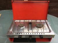 Gasmaster camping cooker