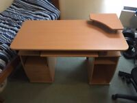 Large Desk Perfect for Students or Home Office