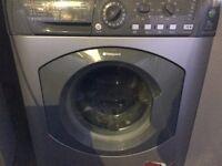 Hotpoint Aquarius 7kg Graphite Washing Machine