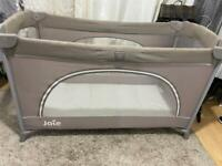 Cot bed / travel bed