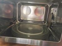 Daewoo Microwave KOR6N355 806 w 20l steel inside